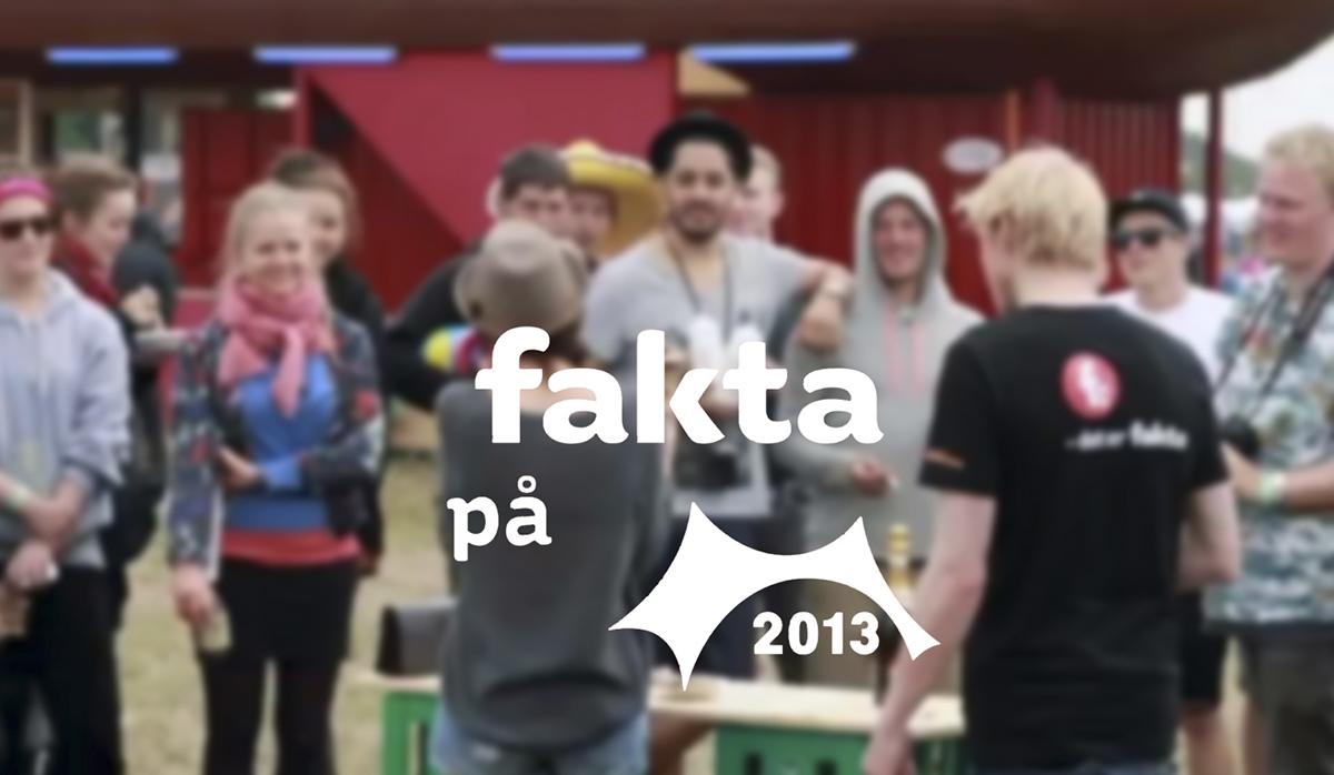 Fakta på Roskilde Festivalen