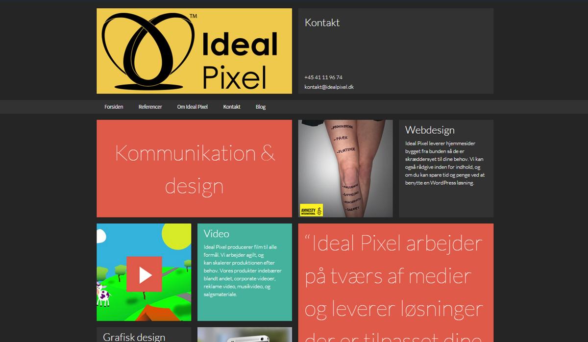 Ideal Pixel