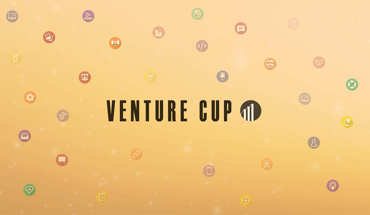 Venture Cup motion graphics