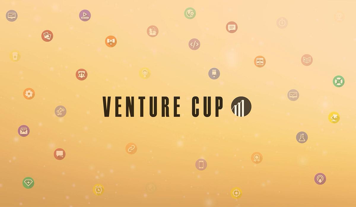 Venture Cup motion graphics
